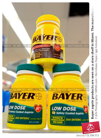 bayer ag children s aspirin swot analysis