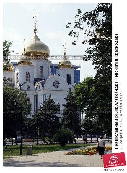 Белая кирпичная церковь, фото № 259535, снято 23 сентября 2007 г. (c) Валерий Шанин / Фотобанк Лори