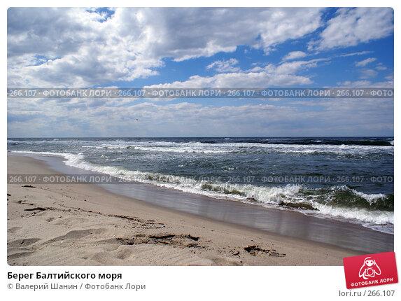 Берег Балтийского моря, фото № 266107, снято 23 июля 2007 г. (c) Валерий Шанин / Фотобанк Лори