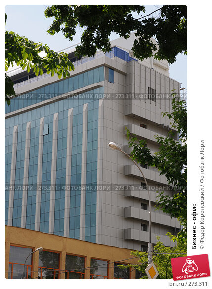 Бизнес - офис, фото № 273311, снято 31 марта 2007 г. (c) Федор Королевский / Фотобанк Лори