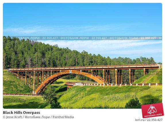 Купить «Black Hills Overpass», фото № 22350427, снято 24 апреля 2019 г. (c) PantherMedia / Фотобанк Лори