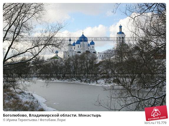 Боголюбово, Владимирской области. Монастырь, эксклюзивное фото № 15779, снято 5 ноября 2006 г. (c) Ирина Терентьева / Фотобанк Лори