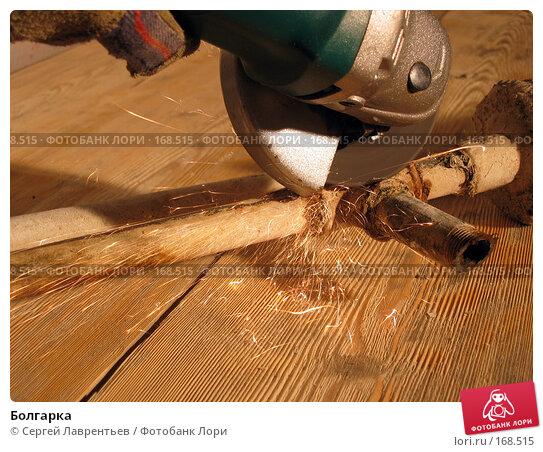 Купить «Болгарка», фото № 168515, снято 24 апреля 2003 г. (c) Сергей Лаврентьев / Фотобанк Лори