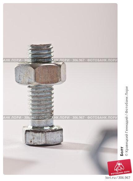 Купить «Болт», фото № 306967, снято 7 октября 2005 г. (c) Кравецкий Геннадий / Фотобанк Лори