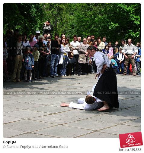 Борцы, фото № 35583, снято 29 июня 2017 г. (c) Галина  Горбунова / Фотобанк Лори