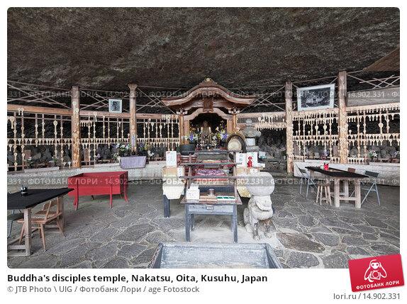Купить «Buddha's disciples temple, Nakatsu, Oita, Kusuhu, Japan», фото № 14902331, снято 21 июня 2018 г. (c) age Fotostock / Фотобанк Лори