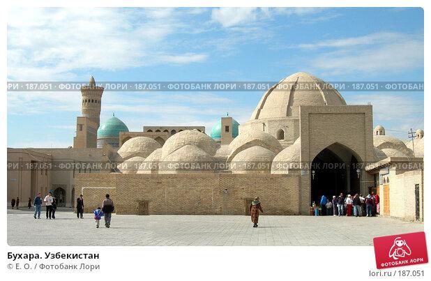 Бухара. Узбекистан, фото № 187051, снято 14 октября 2006 г. (c) Екатерина Овсянникова / Фотобанк Лори