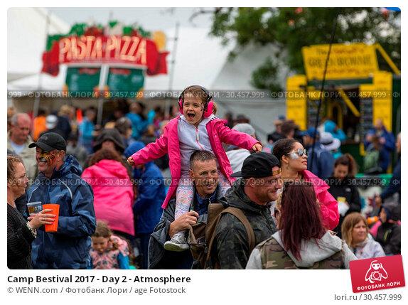 Camp Bestival 2017 - Day 2 - Atmosphere. Редакционное фото, фотограф WENN.com / age Fotostock / Фотобанк Лори