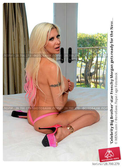 Купить «'Celebrity Big Brother' star Frenchy Morgan gets ready for the New Year in her own naked way! Featuring: Angelique Morgan, Frenchy Morgan Where: Malibu...», фото № 28700279, снято 28 декабря 2016 г. (c) age Fotostock / Фотобанк Лори