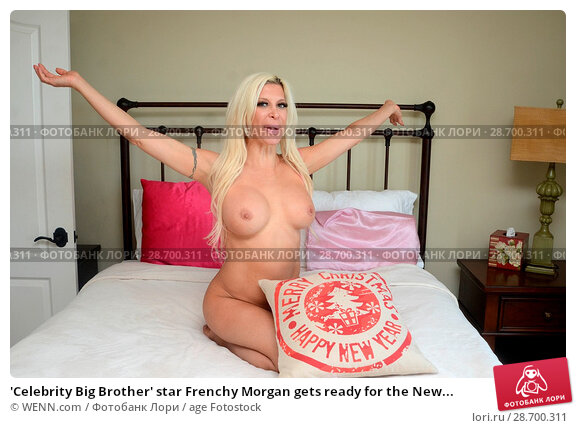 Купить «'Celebrity Big Brother' star Frenchy Morgan gets ready for the New Year in her own naked way! Featuring: Angelique Morgan, Frenchy Morgan Where: Malibu...», фото № 28700311, снято 28 декабря 2016 г. (c) age Fotostock / Фотобанк Лори
