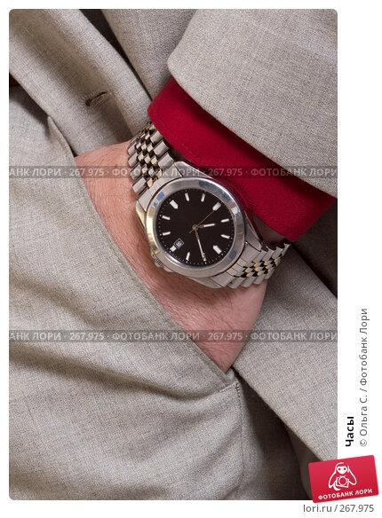 Купить «Часы», фото № 267975, снято 20 октября 2007 г. (c) Ольга С. / Фотобанк Лори
