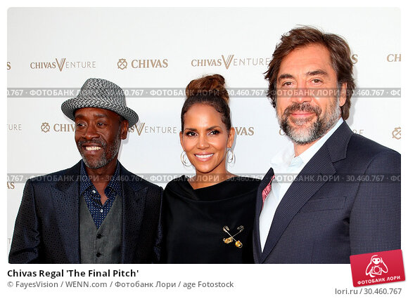 Chivas Regal 'The Final Pitch' (2017 год). Редакционное фото, фотограф FayesVision / WENN.com / age Fotostock / Фотобанк Лори