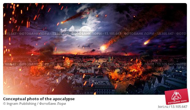 Купить «Conceptual photo of the apocalypse», фото № 13105647, снято 18 марта 2019 г. (c) Ingram Publishing / Фотобанк Лори