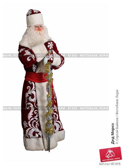 Дед Мороз, фото № 47015, снято 23 октября 2005 г. (c) Сергей Байков / Фотобанк Лори