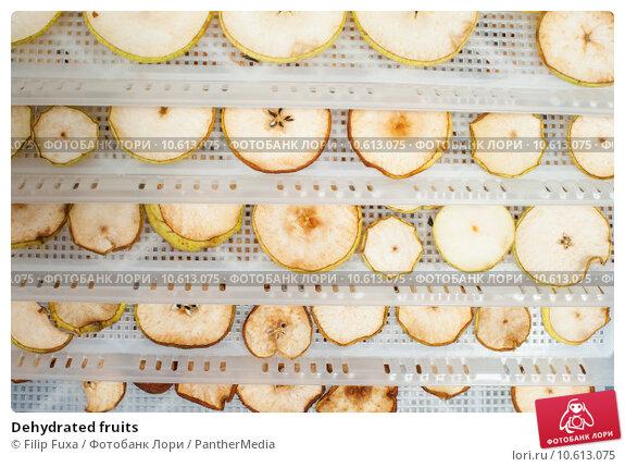 Dehydrated fruits. Стоковое фото, фотограф Filip Fuxa / PantherMedia / Фотобанк Лори