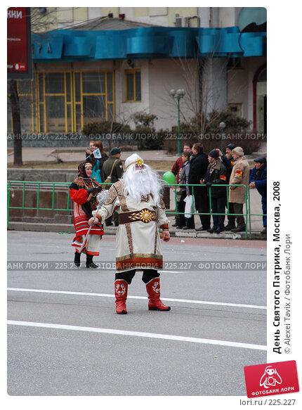 День Святого Патрика, Москва, 2008, эксклюзивное фото № 225227, снято 16 марта 2008 г. (c) Alexei Tavix / Фотобанк Лори