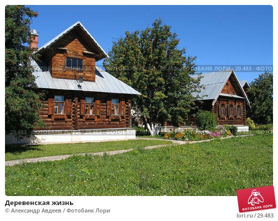 Деревенская жизнь, фото № 29483, снято 22 июля 2006 г. (c) Александр Авдеев / Фотобанк Лори