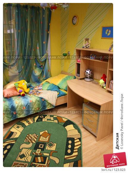 Детская, фото № 123023, снято 24 марта 2006 г. (c) Losevsky Pavel / Фотобанк Лори