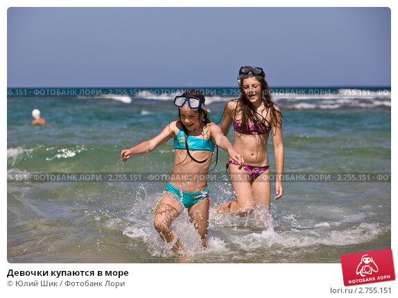 Девчонка купается в море фото 600-733