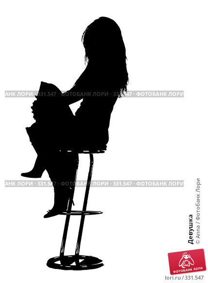 Девушка, иллюстрация № 331547 (c) Anna / Фотобанк Лори