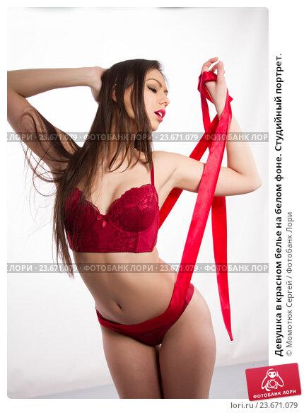 Видео девушка в красном белье фото 249-69