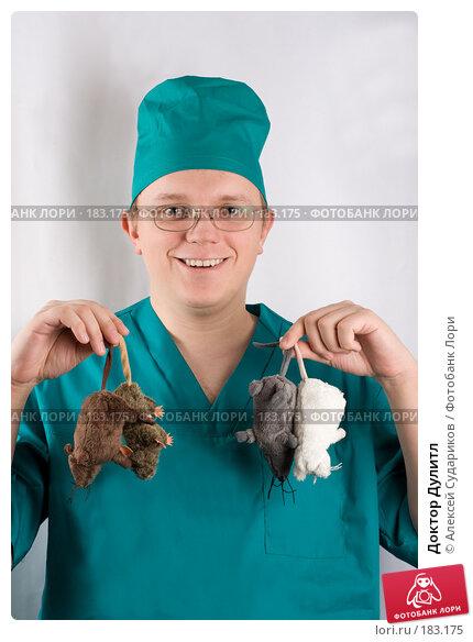 Купить «Доктор Дулитл», фото № 183175, снято 5 января 2008 г. (c) Алексей Судариков / Фотобанк Лори
