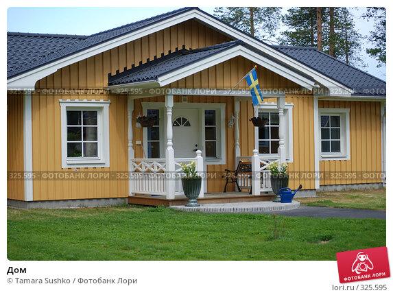 Дом, фото № 325595, снято 17 июня 2008 г. (c) Tamara Sushko / Фотобанк Лори
