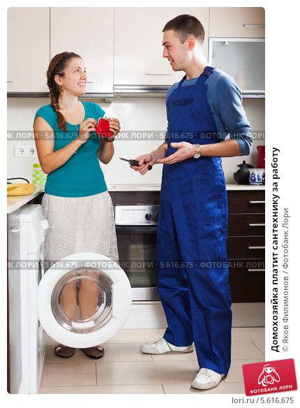 соблазнение сантехника фото