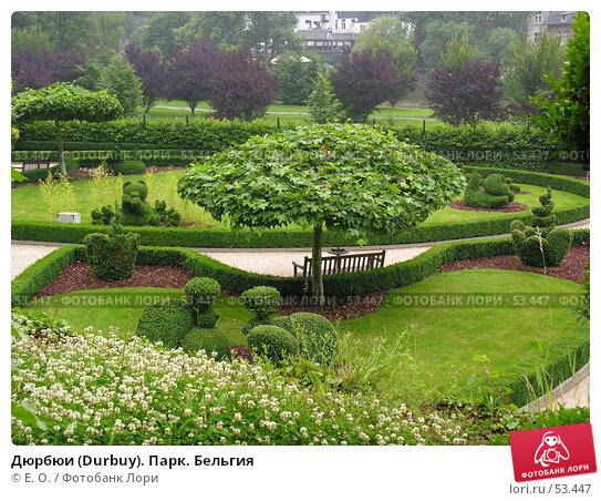 Дюрбюи (Durbuy). Парк. Бельгия, фото № 53447, снято 8 июня 2007 г. (c) Екатерина Овсянникова / Фотобанк Лори