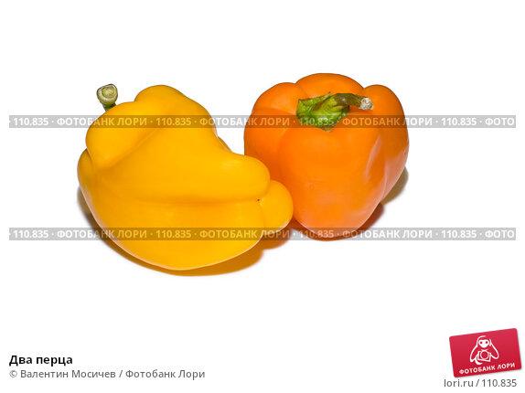 Два перца, фото № 110835, снято 7 октября 2006 г. (c) Валентин Мосичев / Фотобанк Лори