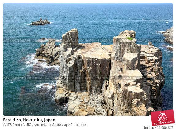 Купить «East Hiro, Hokuriku, Japan», фото № 14900647, снято 21 июня 2018 г. (c) age Fotostock / Фотобанк Лори