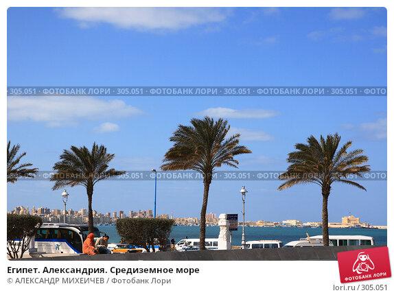 Купить «Египет. Александрия. Средиземное море», фото № 305051, снято 26 февраля 2008 г. (c) АЛЕКСАНДР МИХЕИЧЕВ / Фотобанк Лори