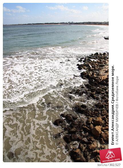 Купить «Египет.Александрия.Средиземное море.», фото № 302527, снято 26 февраля 2008 г. (c) АЛЕКСАНДР МИХЕИЧЕВ / Фотобанк Лори