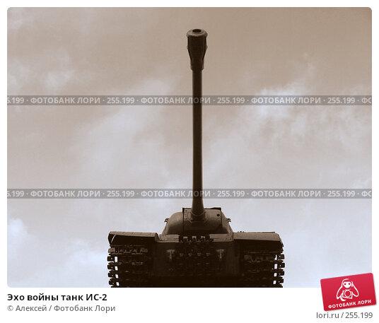 Эхо войны танк ИС-2, фото № 255199, снято 20 марта 2008 г. (c) Алексей / Фотобанк Лори