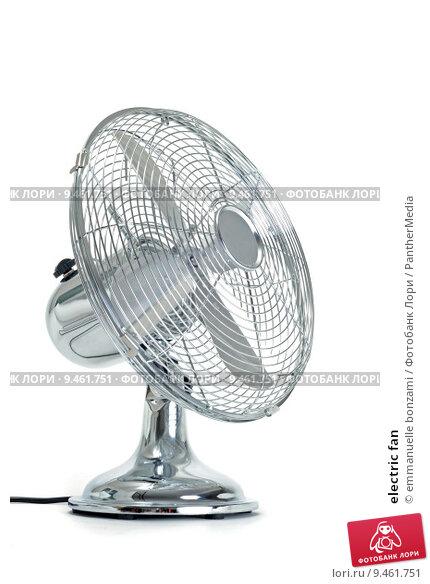 Купить «electric fan», фото № 9461751, снято 18 марта 2019 г. (c) PantherMedia / Фотобанк Лори