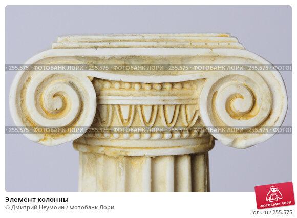 Элемент колонны, эксклюзивное фото № 255575, снято 28 марта 2008 г. (c) Дмитрий Нейман / Фотобанк Лори