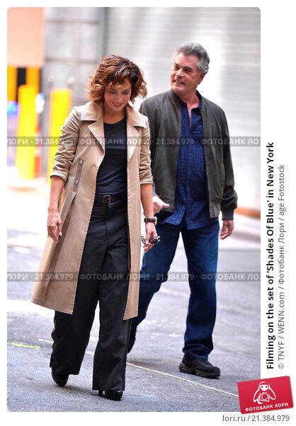 Купить «Filming on the set of 'Shades Of Blue' in New York Featuring: Ray Liotta, Jennifer Lopez Where: Manhattan, New York, United States When: 25 Aug 2015 Credit: TNYF/WENN.com», фото № 21384979, снято 25 августа 2015 г. (c) age Fotostock / Фотобанк Лори