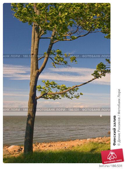 Купить «Финский залив», фото № 180531, снято 24 июня 2007 г. (c) Денис Россиков / Фотобанк Лори