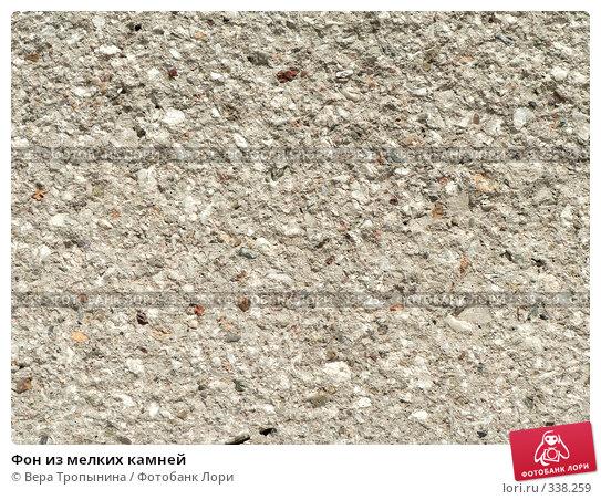 Фон из мелких камней, фото № 338259, снято 27 февраля 2017 г. (c) Вера Тропынина / Фотобанк Лори