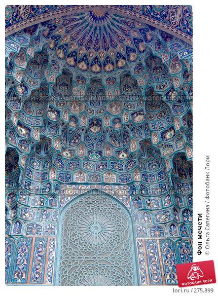 Фон мечети, фото № 275899, снято 18 марта 2008 г. (c) Ольга Сапегина / Фотобанк Лори
