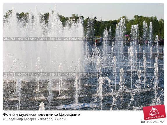 Фонтан музея-заповедника Царицыно, фото № 289783, снято 17 мая 2008 г. (c) Владимир Казарин / Фотобанк Лори