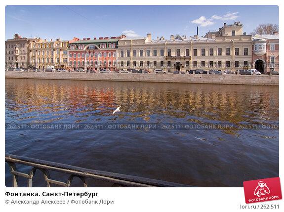 Купить «Фонтанка. Санкт-Петербург», эксклюзивное фото № 262511, снято 24 апреля 2008 г. (c) Александр Алексеев / Фотобанк Лори