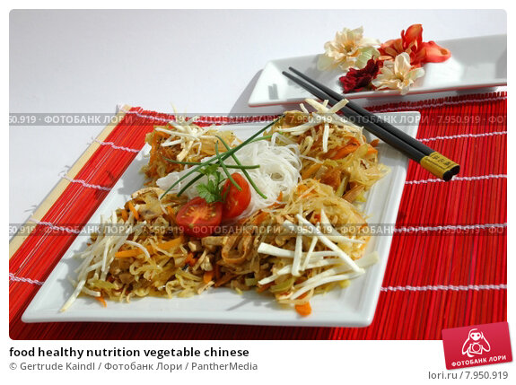 Купить «food healthy nutrition vegetable chinese», фото № 7950919, снято 28 января 2020 г. (c) PantherMedia / Фотобанк Лори