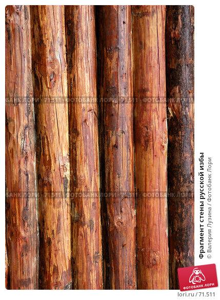 Купить «Фрагмент стены русской избы», фото № 71511, снято 8 июля 2007 г. (c) Валерия Потапова / Фотобанк Лори