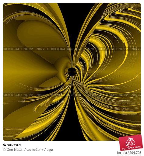 Купить «Фрактал», иллюстрация № 204703 (c) Geo Natali / Фотобанк Лори