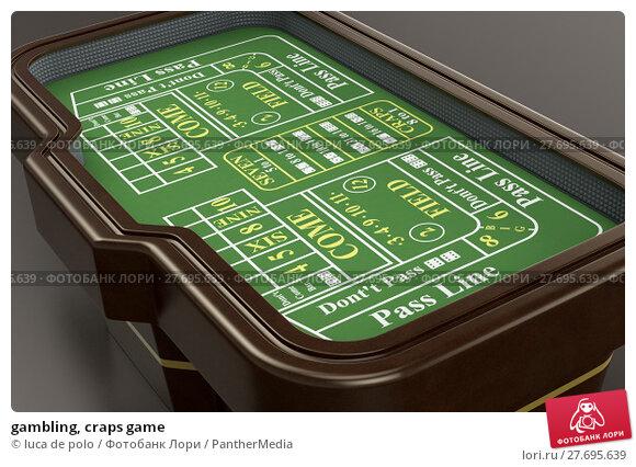 Купить «gambling, craps game», фото № 27695639, снято 10 июля 2020 г. (c) PantherMedia / Фотобанк Лори