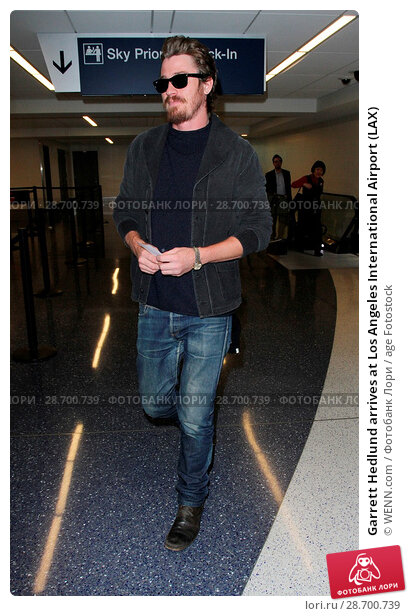 Купить «Garrett Hedlund arrives at Los Angeles International Airport (LAX) Featuring: Garrett Hedlund Where: Los Angeles, California, United States When: 28 Dec 2016 Credit: WENN.com», фото № 28700739, снято 28 декабря 2016 г. (c) age Fotostock / Фотобанк Лори