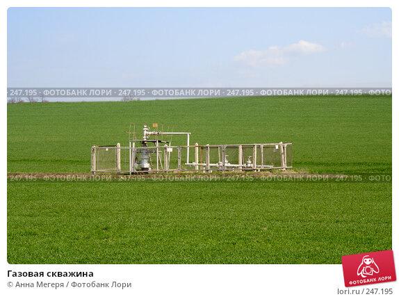 Газовая скважина, фото № 247195, снято 29 марта 2008 г. (c) Анна Мегеря / Фотобанк Лори