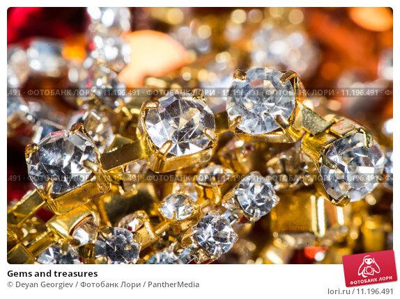 Купить «Gems and treasures», фото № 11196491, снято 27 мая 2019 г. (c) PantherMedia / Фотобанк Лори