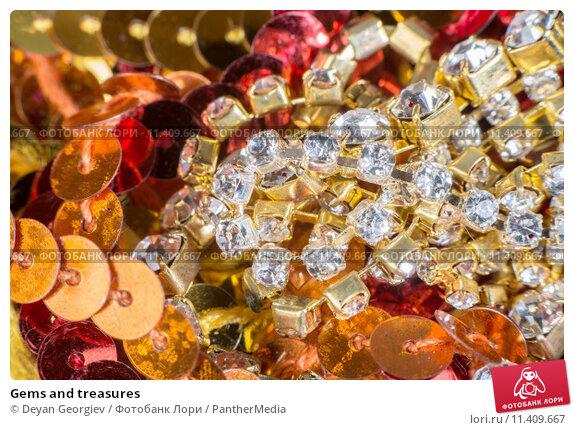 Купить «Gems and treasures», фото № 11409667, снято 22 апреля 2019 г. (c) PantherMedia / Фотобанк Лори